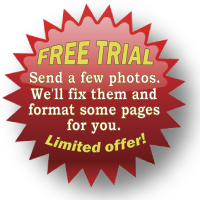 Free trial limited offer